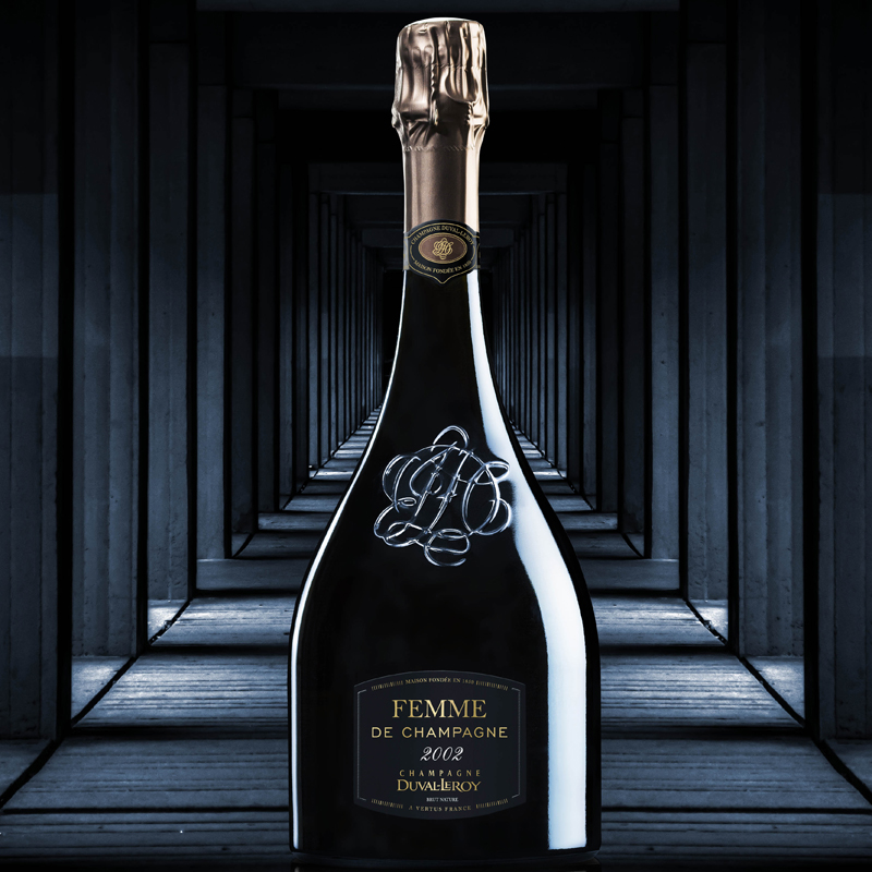 Champagne Duval-leroy Femme de Champagne 2002 - Champmarket