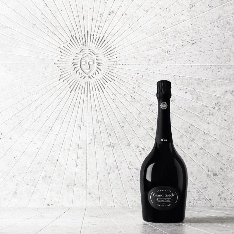 Champagne Grand-Siècle par Laurent-Perrier - Champmarket