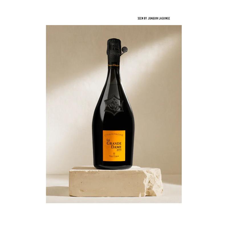 Champagne Veuve Clicquot la Grande Dame Brut 2008 - Champmarket