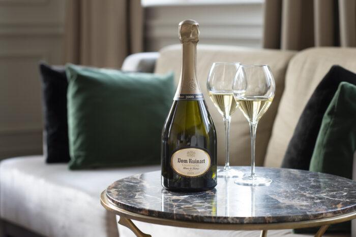 Champagne Dom Ruinart Blanc de Blancs 2009 Bouteille - Champmarket