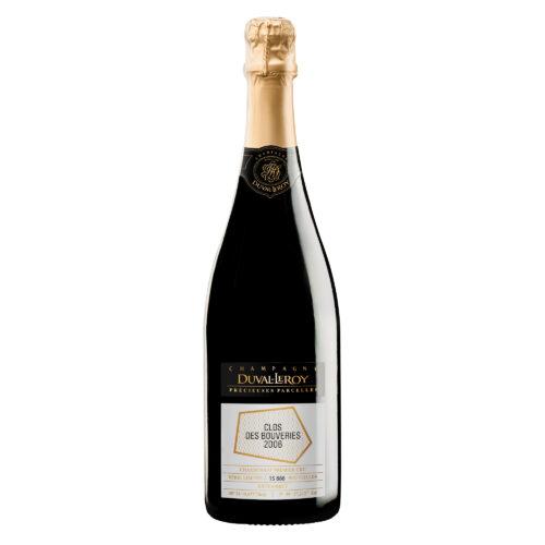 Champagne Duval-Leroy Précieuses Parcelles Clos des Bouveries 2006 Bouteille - Champmarket