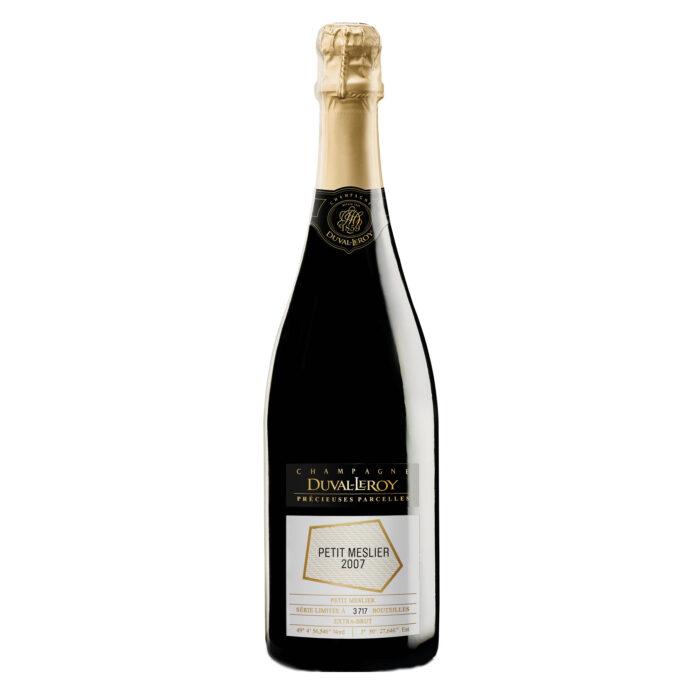 Champagne Duval-Leroy Précieuses Parcelles Petit Meslier 2007 Bouteille - Champmarket