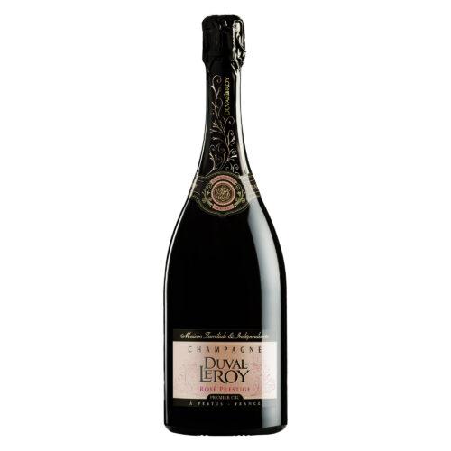 Champagne Duval-Leroy Prestige Rosé Bouteille - Champmarket