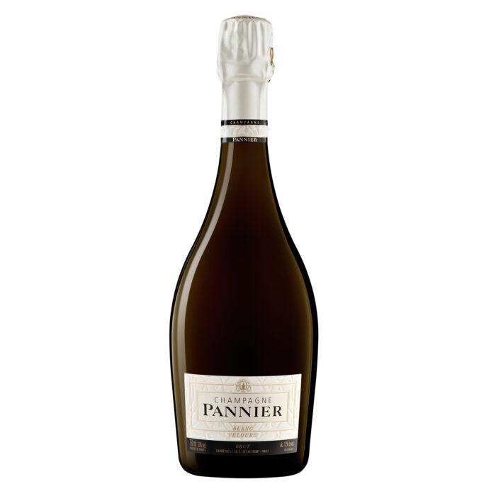 Champagne Pannier Blanc Velours Bouteille - Champmarket