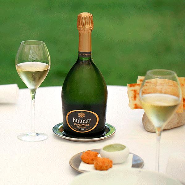 La Nuit des Chefs, une expérience gastronomique unique avec les champagnes Ruinart - Champmarket