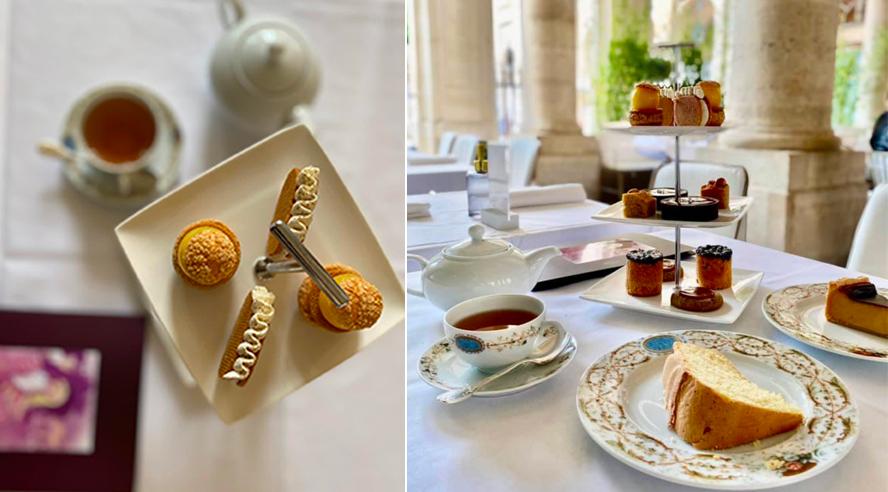 Tea Time au Grand Véfour - Magazine Champmarket