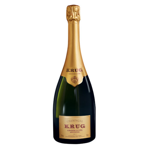Champagne Krug Grande Cuvée Edition 169 Bouteille - Champmarket