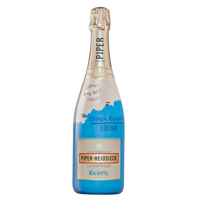Champagne Piper-Heidsieck Riviera Bouteille Édition French Riviera - Champmarket