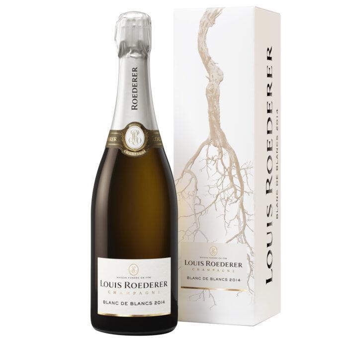 Champagne Louis Roederer Blanc de Blancs 2014 Bouteille avec étui - Champmarket