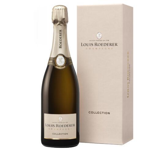 Champagne Louis Roederer Collection 242 Bouteille avec coffret - Champmarket