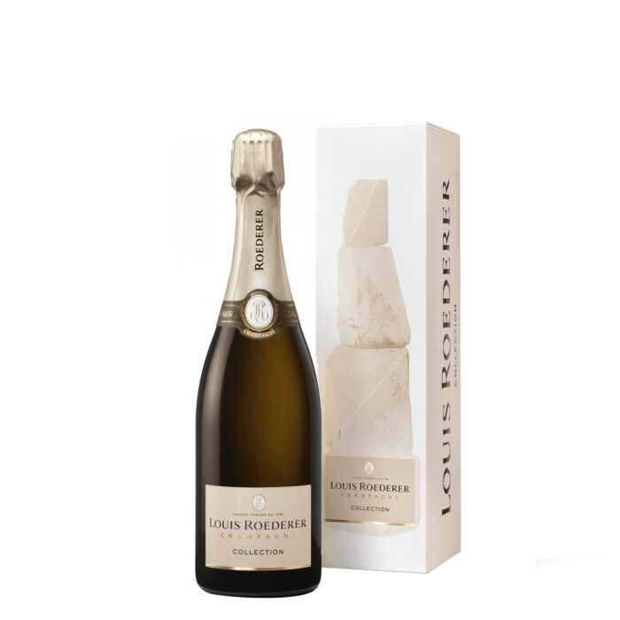 Champagne Louis Roederer Collection 242 Demi-Bouteille avec étui - Champmarket