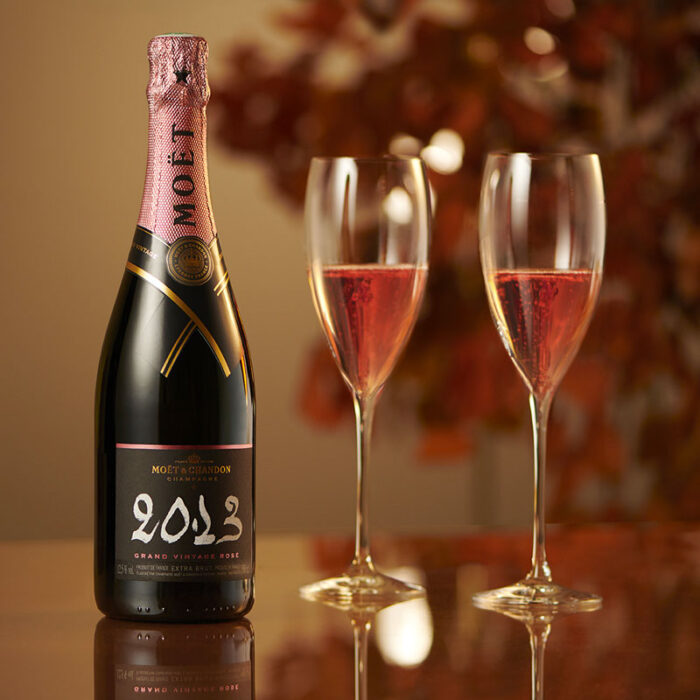 Champagne Moët & Chandon Grand Vintage Rosé 2013 - Champmarket