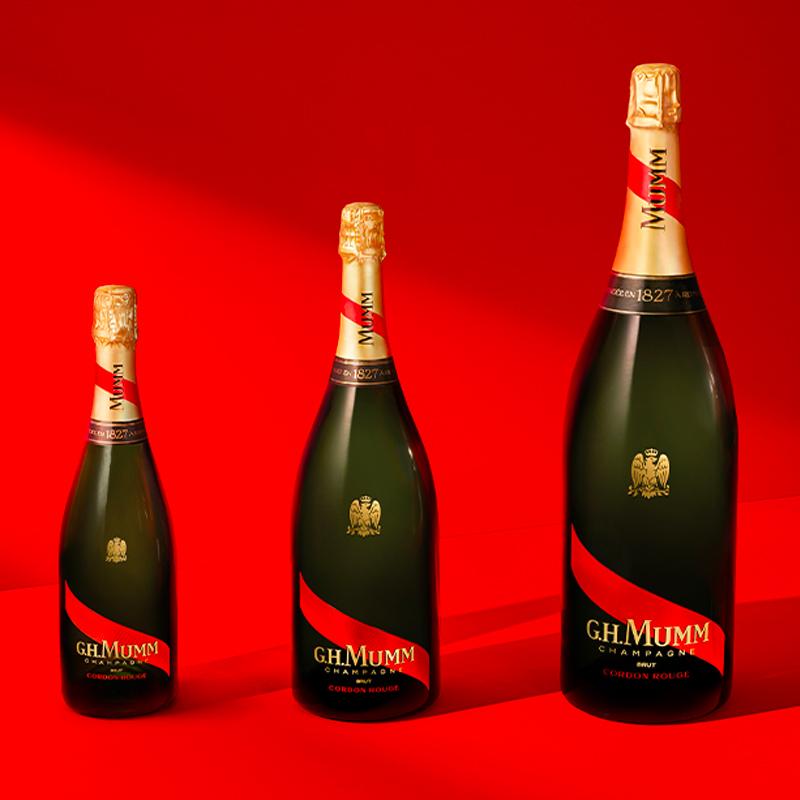 Champagne Mumm Cordon Rouge Brut Magnum - Champmarket