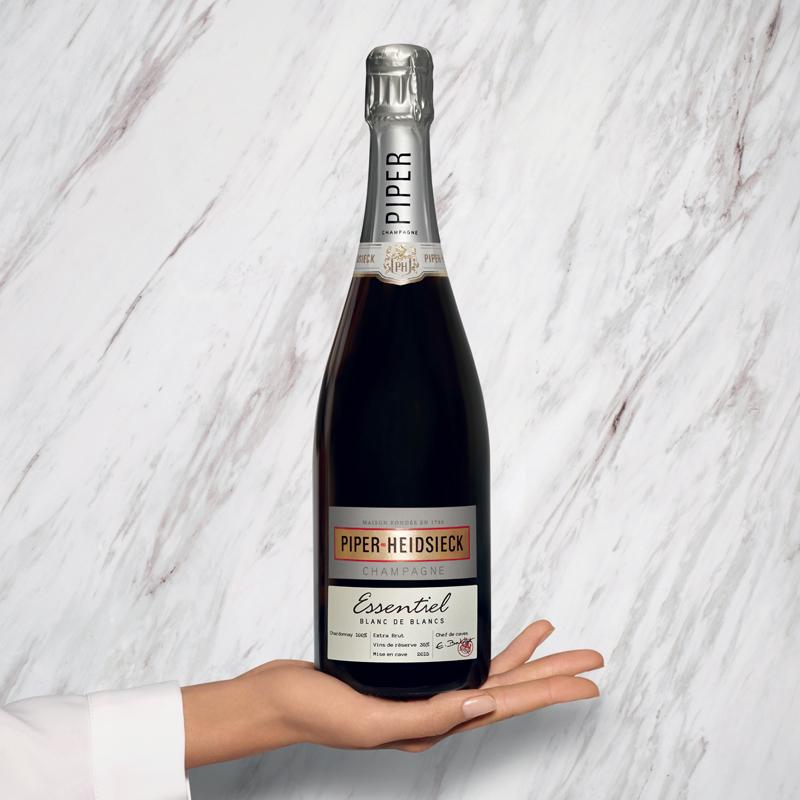 Champagne Piper-Heidsieck Essentiel Blanc de Blancs Extra Brut - Champmarket
