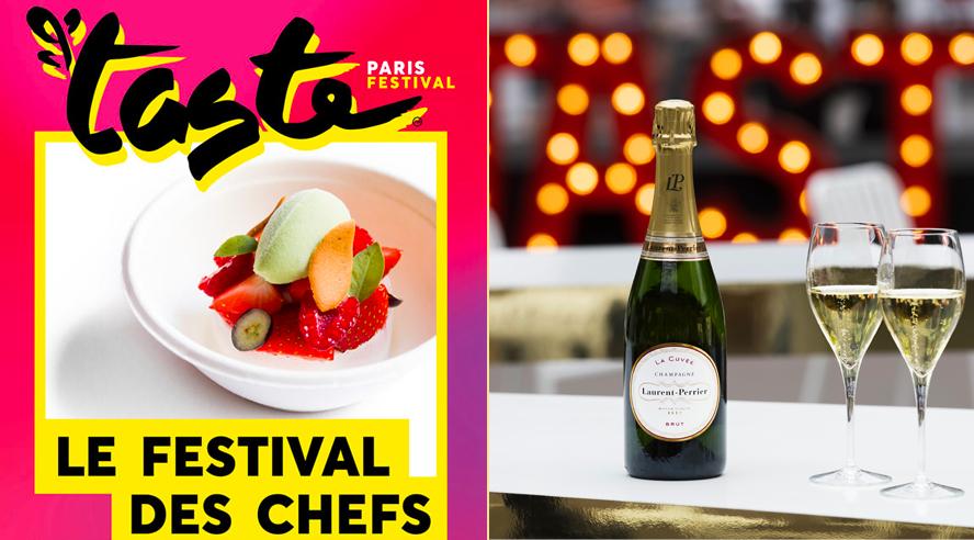 Taste of Paris, le Festival des Chefs, ouvre ses portes au Grand Palais éphémère - Magazine Champmarket