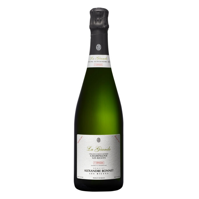 Champagne Alexandre Bonnet La Géande 7 cépages Bouteille - Champmarket