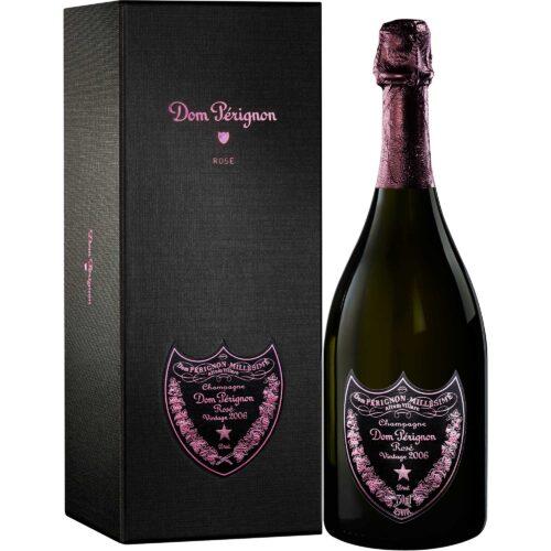 Champagne Dom Pérignon Rosé Vintage 2006 Magnum avec coffret - Champmarket