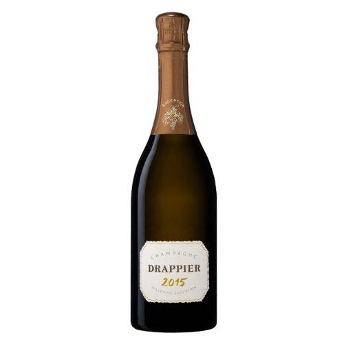 Champagne Drappier Millésime Exception 2015 Bouteille - Champmarket