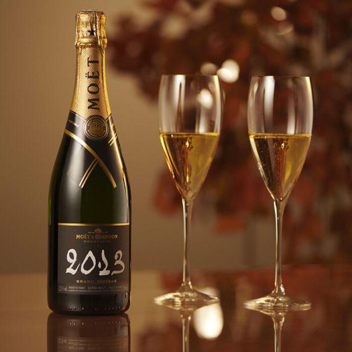 Champagne Moët & Chandon Grand Vintage 2013 - Champmarket